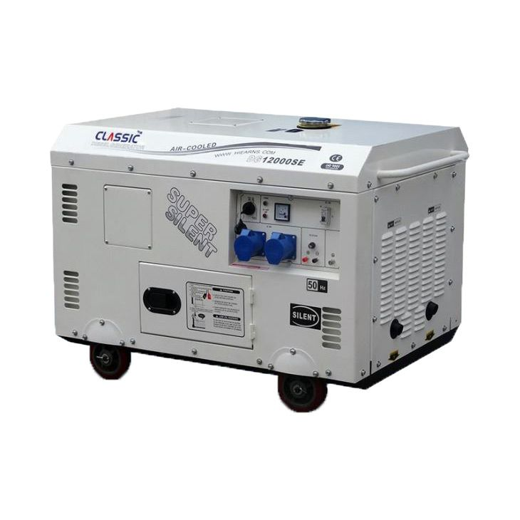 Generador Diesel Portátil de Baja RPM